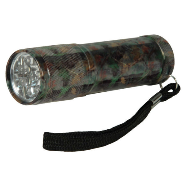 CB Camo LED Mini Flashlight