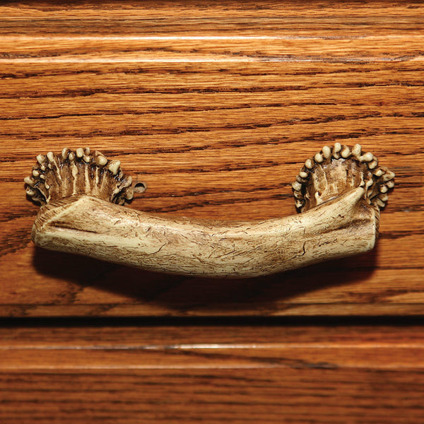 Deer Antler Drawer or Cabinet Pull 655