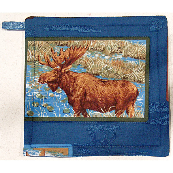 Blue Moose Hot Pad Potholder HD2025