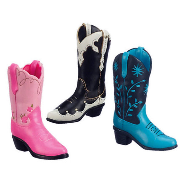 Cowgirl Boot Christmas Ornaments 922781