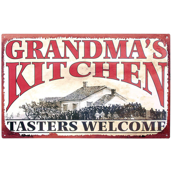 Grandma's Kitchen Tasters welcome 28991