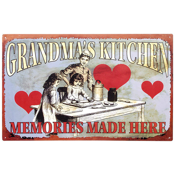 Grandma's Kitchen Memories made here 28991
