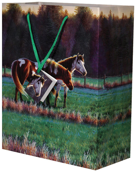 Horse in Meadow Gift Bags 403