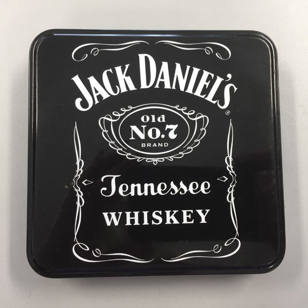 Old #7 Black Jack Daniels Bi-fold Wallet