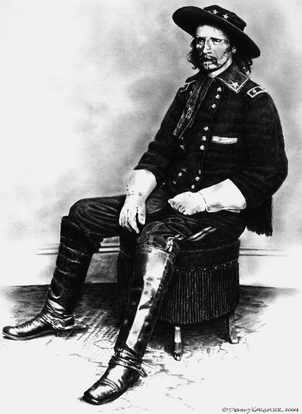 George Armstrong Custer AP1251