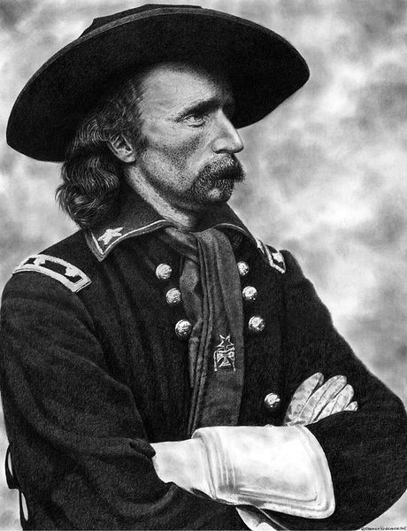 The Yankee Swashbuckler George Custer AP1268