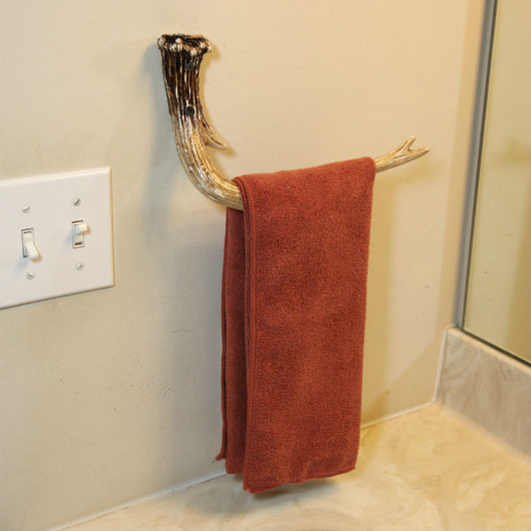 Antler Hand Towel Rack