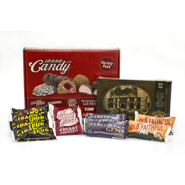 Idaho Candy Large Variety Pack Candies 13050