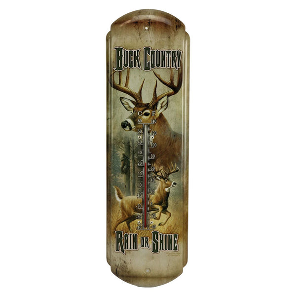 Buck Country Deer Hunting Thermometer 1358