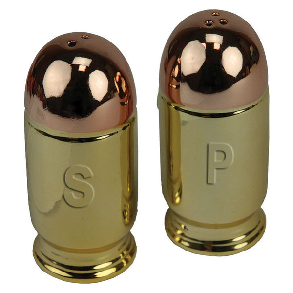 Bullet Salt and Pepper Shakers 2067