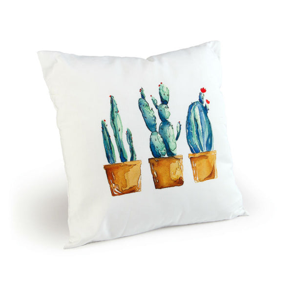 Cactus Trio Throw Pillows 14020