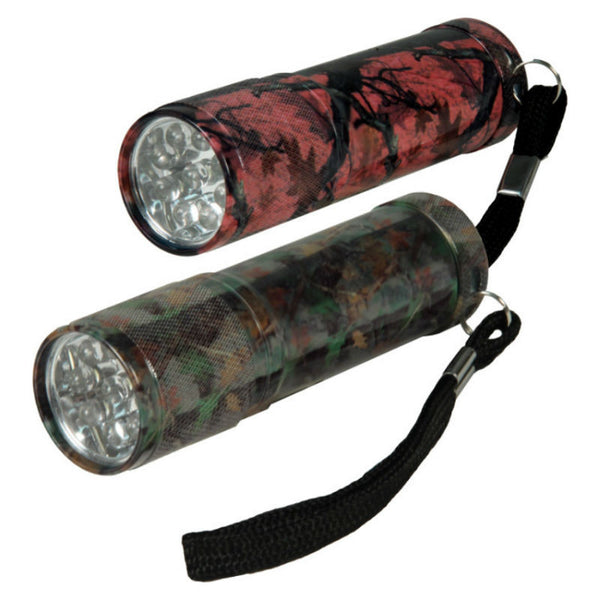 CB Camo LED Mini Flashlight 1182