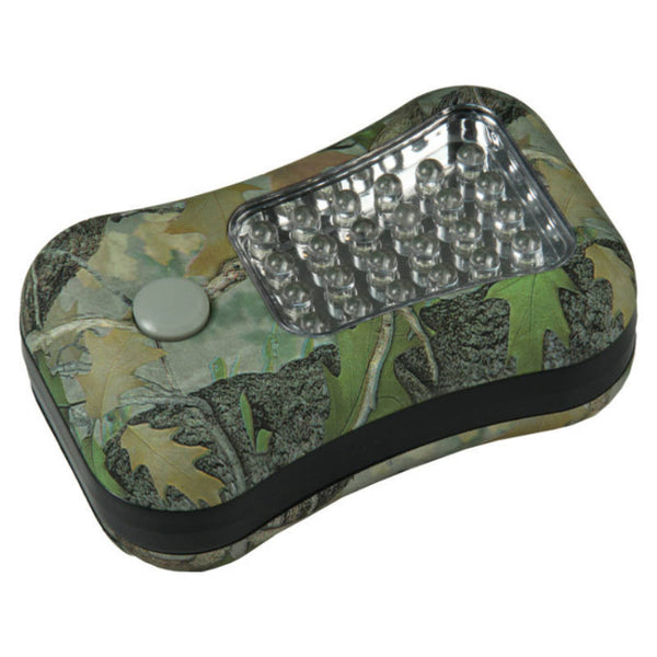 CB Camo LED Pocket Worklight Green 1180