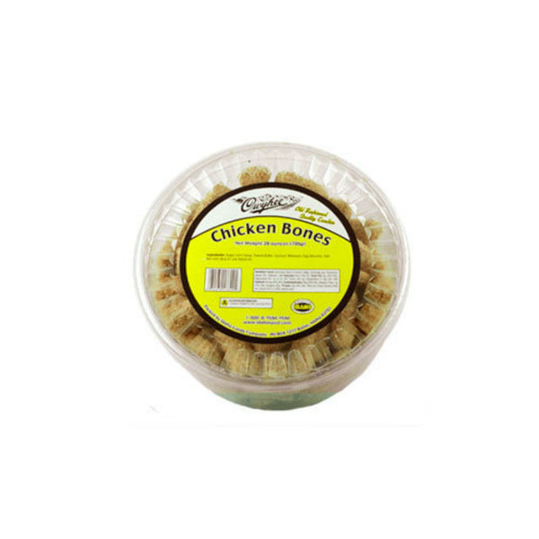 Chicken Bones Candy 28 Oz Tub 17600