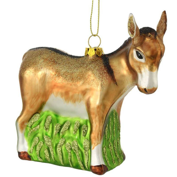 Christmas Donkey Ornament 1106520