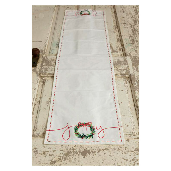 Christmas Joy Table Runner 7FA1136