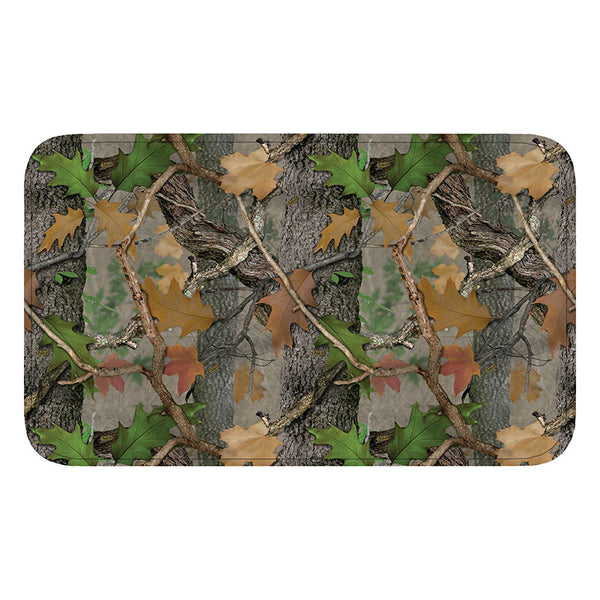 Fall Transition Camouflage Memory Foam Mat 1855