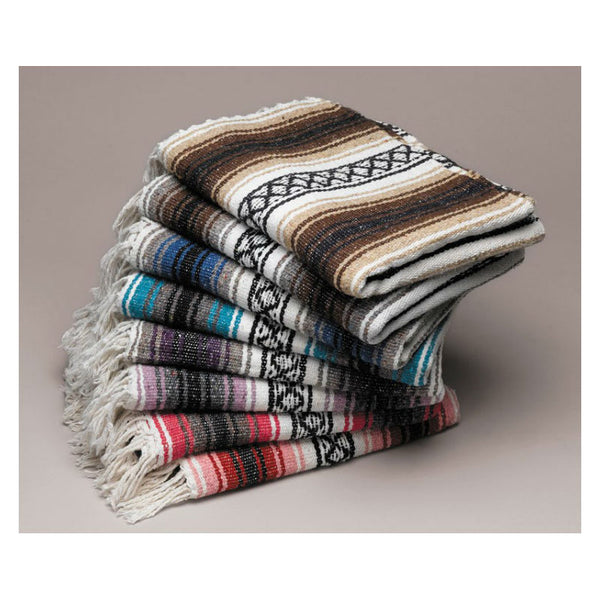 Fringed Falsa Blanket FAL-01