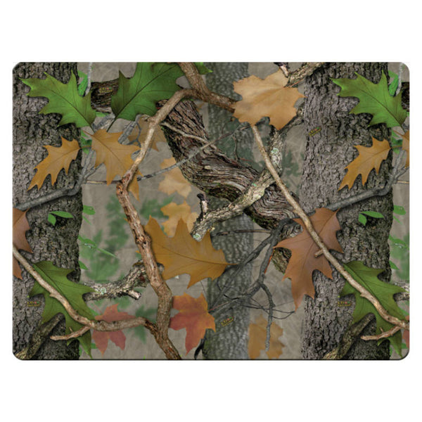 Green Camo Glass Cutting Board 714