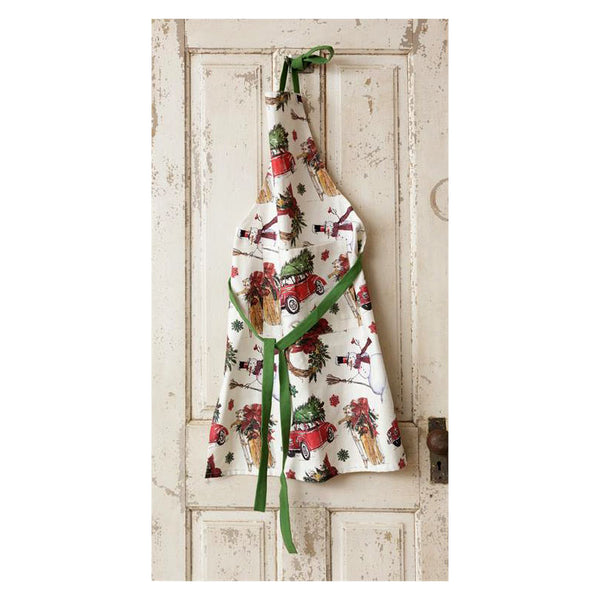 Home For The Holidays Kitchen Apron 7FA1166