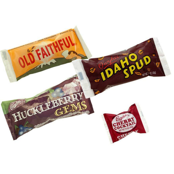 Idaho Candy Mixed Bar Variety Pack 13060