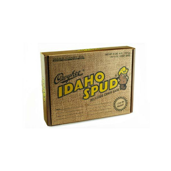 Idaho Spud Candy Bars 24 Ct 13000