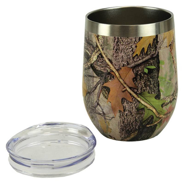 Insulated Stemless Camouflage Beverage Mug 2450