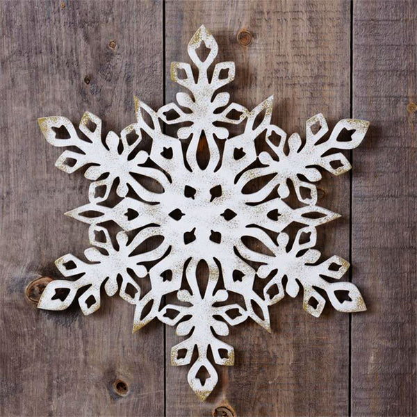 Large Snowflake Wall Decor 7W2751