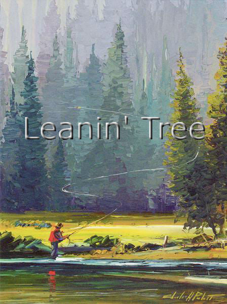 Leanin Tree Summer Solitude Birthday Greeting Card BDG43192