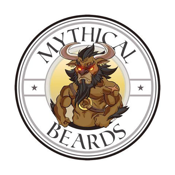 Mythical Beards Mens Solid Cologne Balm