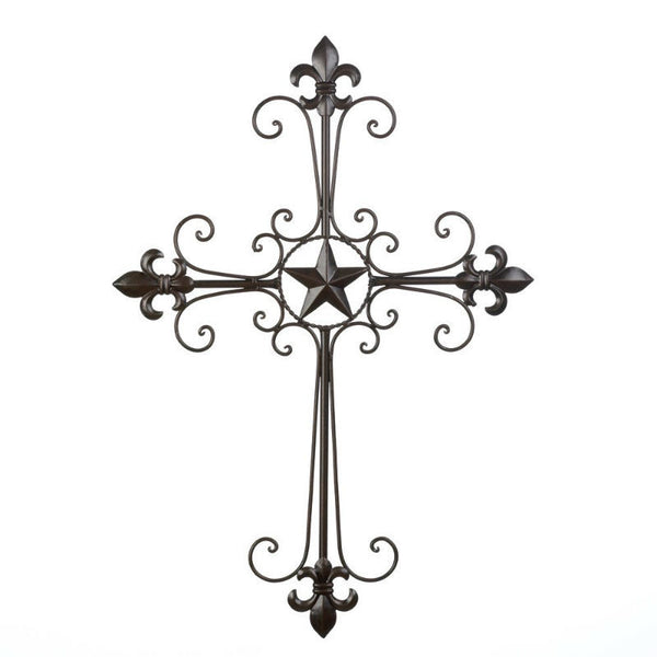 Lone Star Wall Cross 14576