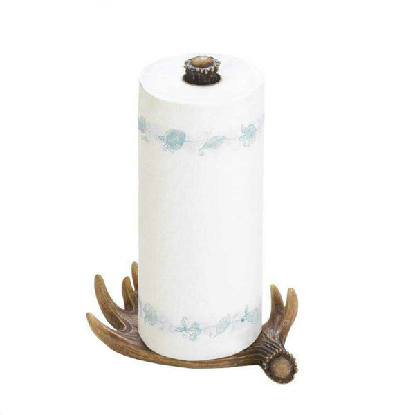 Moose Antler Paper Towel Holder 10017741