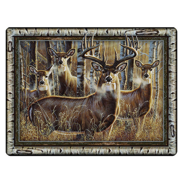 Multi Deer Cutting Board 715