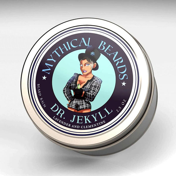 Mythical Beards Beard Balm Dr. Jekyll BBJekyll