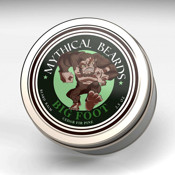 Mythical Beards Beard Balm Big Foot BBBigFoot