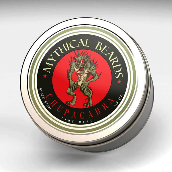Mythical Beards Beard Balm Chupacabra BBChup