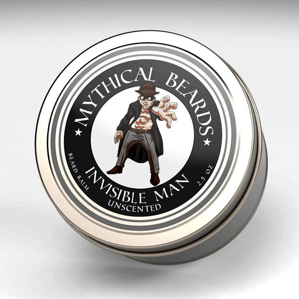 Mythical Beards Beard Balm Invisible Man BBInvisible