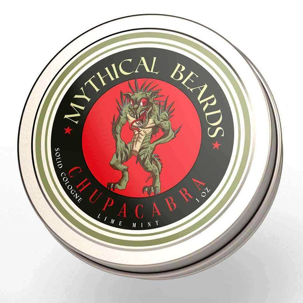 Mythical Beards Mens Solid Cologne Balm Chupacabra COLCHUP