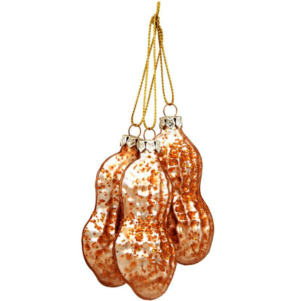 Peanut Cluster Glass Ornament 1179215