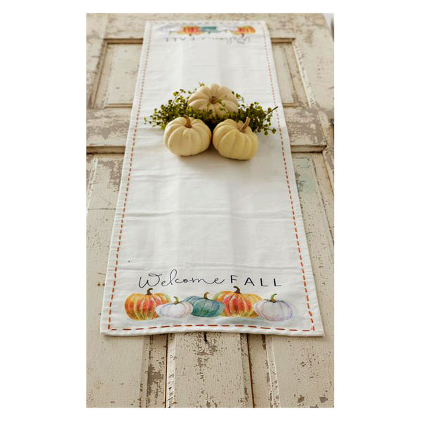 Pick Of The Patch Pumpkins Table Runner 6FA1127