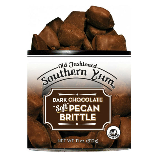 Southern Yum Dark Chocolate Pecan Brittle 7050