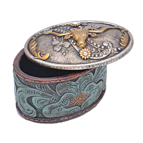 Steer Head Trinket Box CG500