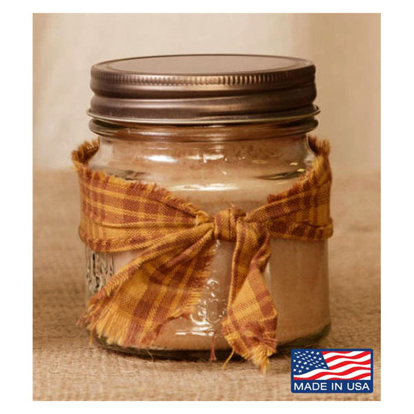 Super Scented Cookie Dough Mason Jar Candle 8 oz 3C1563-8
