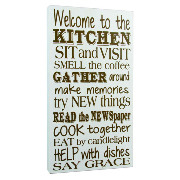 The Kitchen Sign 39715