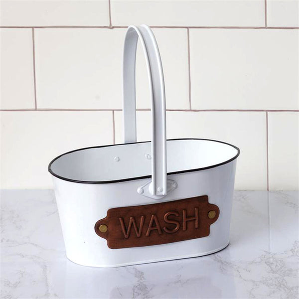 Wash Handled Bathroom Caddy 8T1824