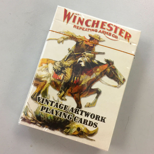 Winchester Playing Cards