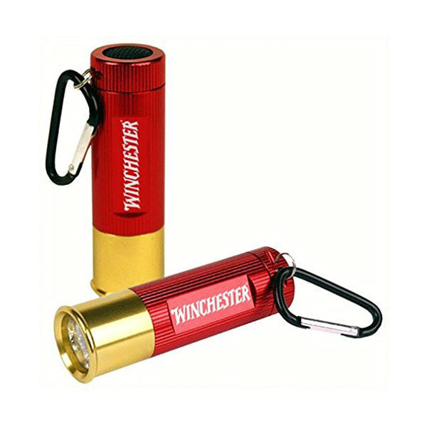 Winchester Shotgun Shell LED Flashlight W1301