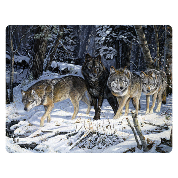 Wolf Glass Cutting Board 756