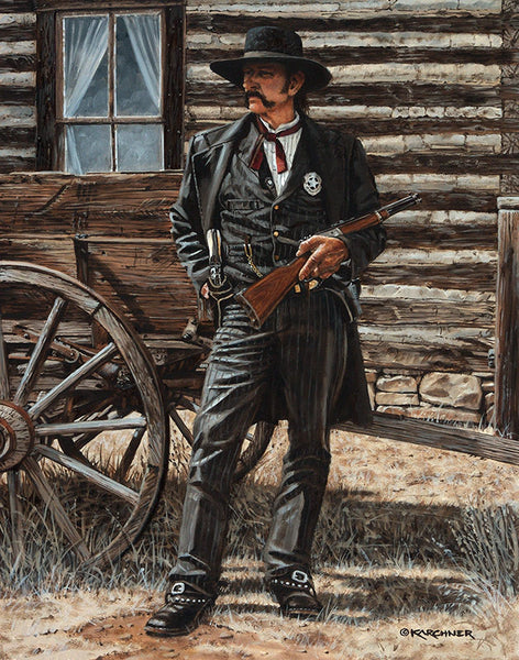Wyatt Earp - Something Evil This Way Comes