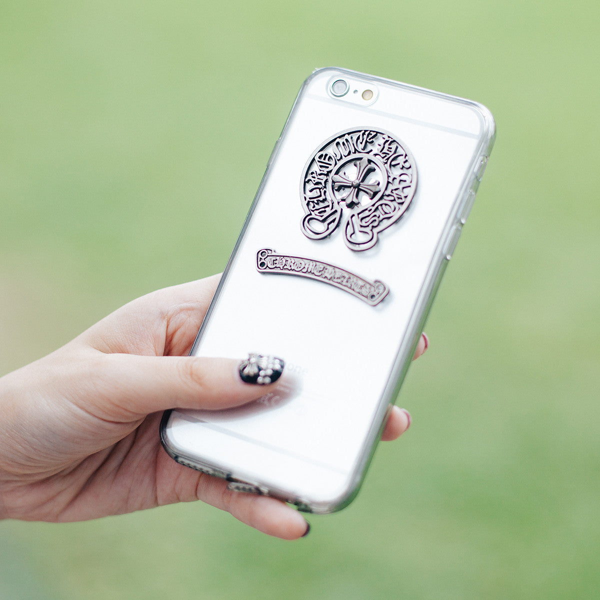 [Restocked] Chrome Hearts iPhone Case